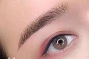 过年做为什么大家都在做眉毛?因为冬天太冷!