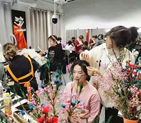 北京化妆学校良径彩妆班视频
